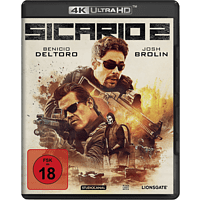 Sicario 2 4K Ultra HD Blu-ray