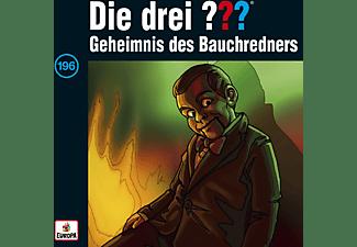 Die Drei ??? - 196/Geheimnis des Bauchredners  - (CD)