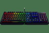 RAZER Blackwidow Elite Green Switch - Taktile & Klicky, Gaming Tastatur, Mechanisch, Razer Green