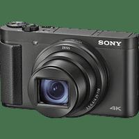 SONY Cyber-shot DSC-HX99 Zeiss Digitalkamera Schwarz, 18.2 Megapixel, 28x opt. Zoom, 7.5 cm (Typ 3) (4:3), 921.600 Bildpunkte, Xtra Fine, TFT-LCD, WLAN