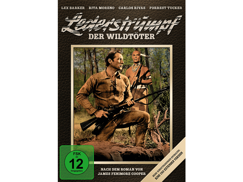 Lederstrumpf - Der Wildtöter [DVD]