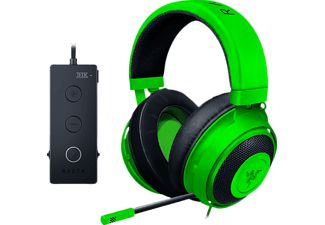RAZER Gaming Headset Kraken Tournament Edition grün
