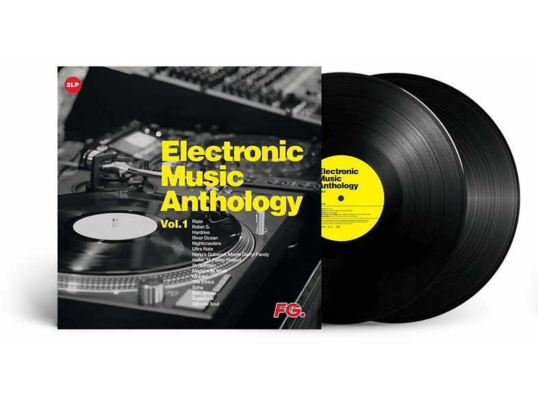 VARIOUS - Electronic Music Anthology 01 [Vinyl]