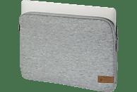 HAMA Jersey Notebooktasche, Sleeve, 13.3 Zoll, Hellgrau