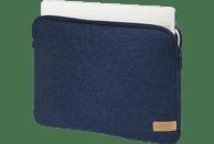 HAMA Jersey Notebooktasche, Sleeve, 11.6 Zoll, Blau