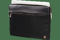 HAMA Mission Notebookhülle, Sleeve, 15.6 Zoll, Schwarz/Rosegold
