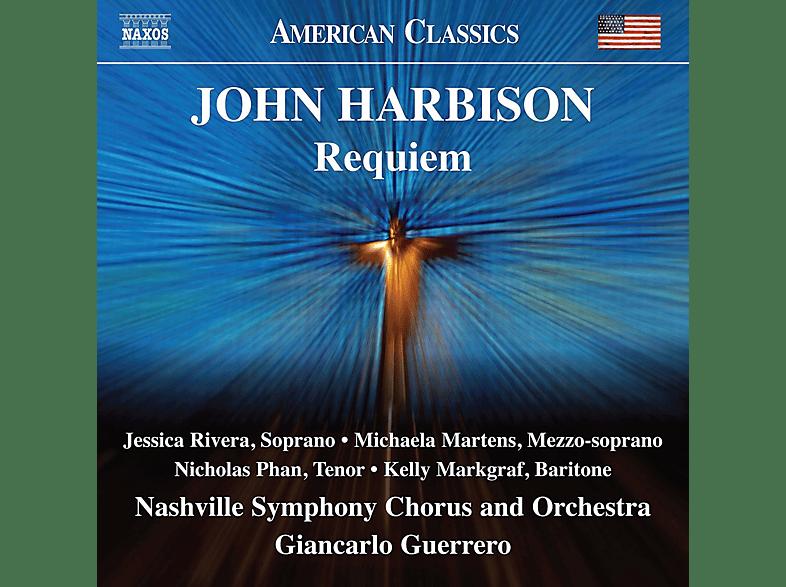 Rivera, Martens, Phan, Markgraf, Guerrero - Requiem [CD]
