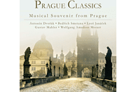 Prague Chamber Orchestra, Brno Philharmonic Orchestra, The Czech Philharmonic Orchestra - MUSICAL SOUVENIR FROM PRAGUE [CD]