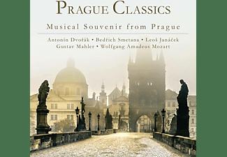 Prague Chamber Orchestra, Brno Philharmonic Orchestra, The Czech Philharmonic Orchestra - MUSICAL SOUVENIR FROM PRAGUE  - (CD)