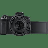 CANON EOS R Gehäuse Kit Systemkamera 30.3 Megapixel mit Objektiv 24-105 mm f/4.0, 8,01 cm Display Touchscreen, WLAN