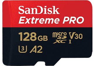 SAN DISK SANDISK 128GB  MICRO SD EXTREME PRO 170 MB/sec