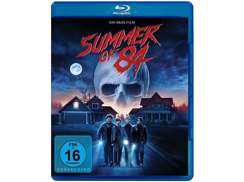 Summer of 84 [Blu-ray]