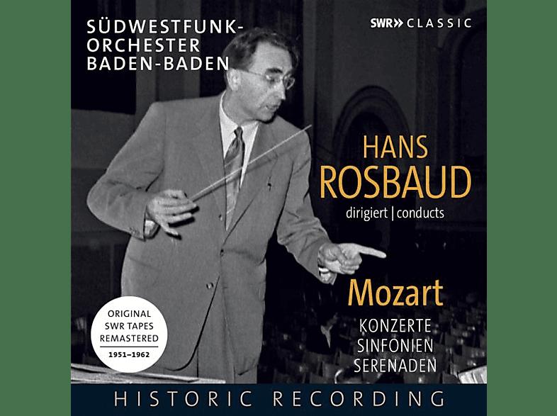 Das Südwestfunk-Orchester Baden-baden - Konzerte Sinfonien Serenaden [CD]