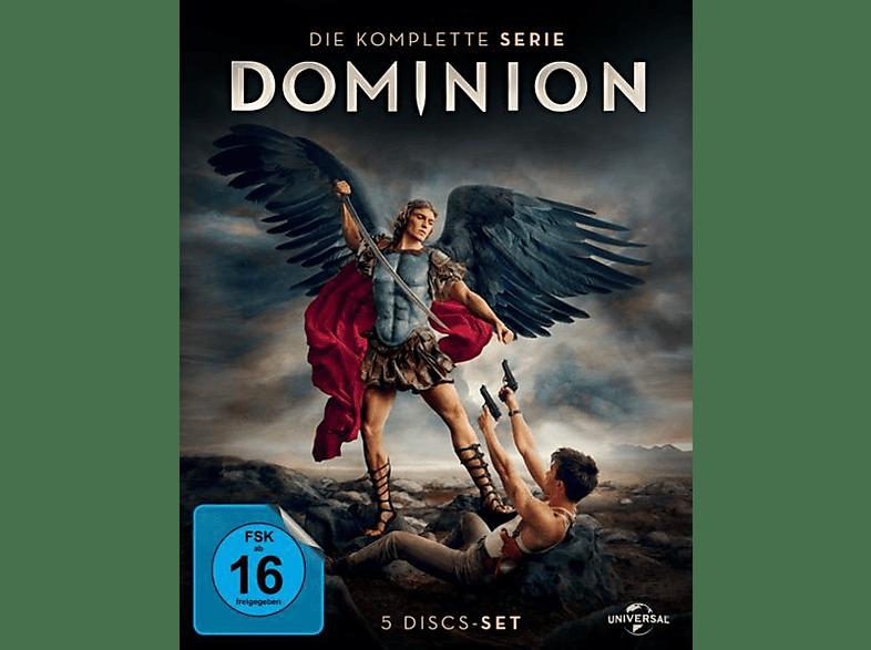 Dominion - Komplettbox [Blu-ray]