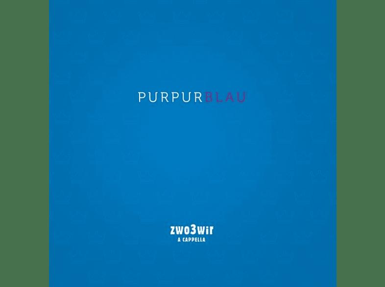 Zwo3wir - Purpurblau [CD]