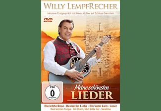 Willy Lempfrecher - Meine schönsten Lieder  - (DVD)