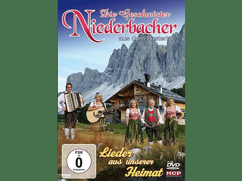 Die Geschwister Niederbacher - Lieder aus unserer Heimat [DVD]