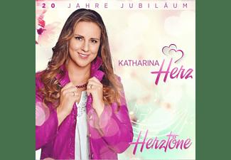 Katharina Herz - Herztöne-20 Jahre Jubiläum  - (CD)