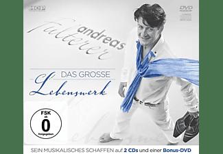 Andreas Fulterer - Das große Lebenswerk  - (CD + DVD Video)
