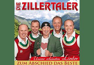 Die Zillertaler - Das Beste zum Abschied  - (CD)