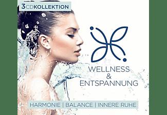 VARIOUS - Wellness & Entsprannung  - (CD)
