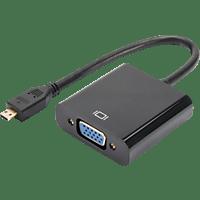 DIGITUS DA-70460 Micro-HDMI auf VGA Video, Konverter