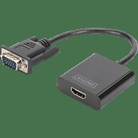 DIGITUS DA-70473 VGA to HDMI, Konverter