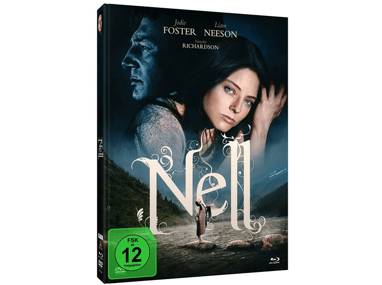 Nell [Blu-ray + DVD]