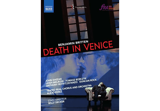 Teatro Real Chorus And Orchestra - Death in Venice - (DVD)