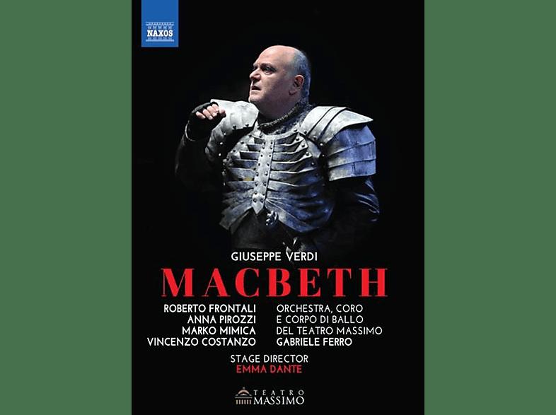 Orchestra Del Teatro Massimo Di Palermo, VARIOUS - Macbeth [DVD]