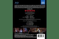 Frontali/Mimica/Pirozzi/Ferro/TeatroMassimo/+ - Macbeth [Blu-ray]