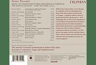 Rory McCleery, Marian Consort - Pater Peccavi [CD]