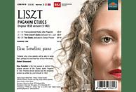 Elisa Tomellini - Paganini Etudes [CD]
