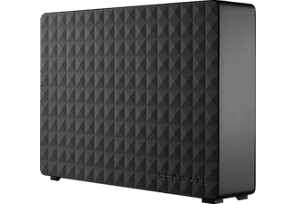 SEAGATE Expansion Desktop, 8 TB HDD, 3,5 Zoll, extern, Schwarz