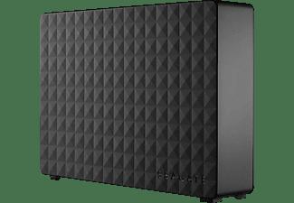 SEAGATE Expansion Desktop, 8 TB, 3.5 Zoll, Festplatte, Schwarz