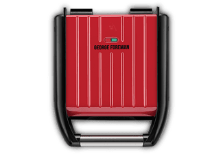GEORGE FOREMAN 25030-56 Steel Red grill – Small