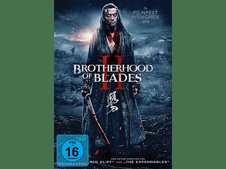 Brotherhood Of Blades 2 [DVD]