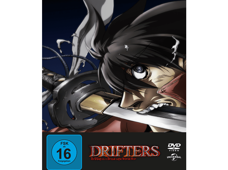 Drifters-Battle in a Brand-new World War [DVD]