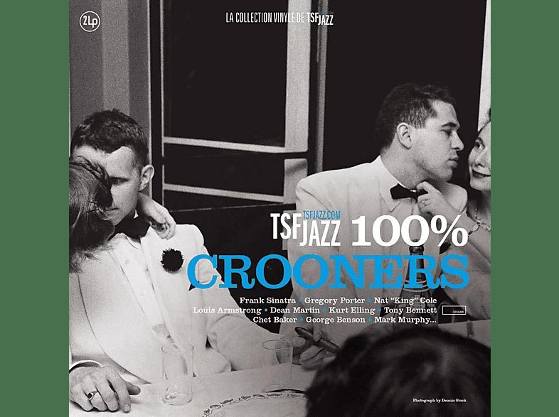 VARIOUS - 100% Crooners [Vinyl]