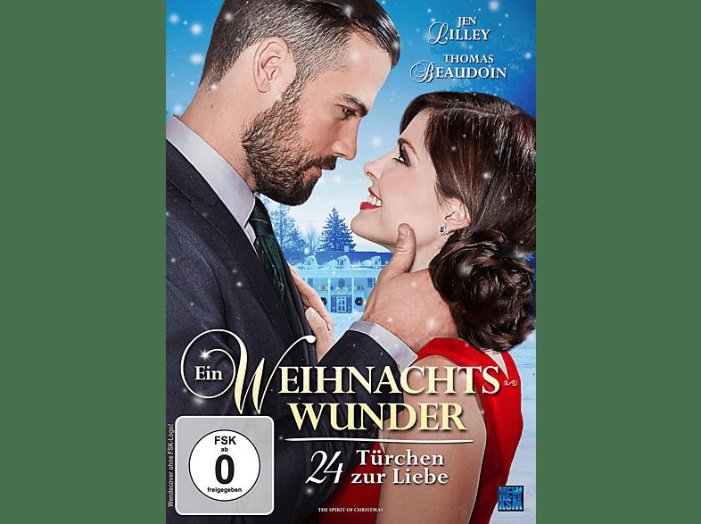 Ein Weihnachtswunder - 24 Türchen zur Liebe [DVD]