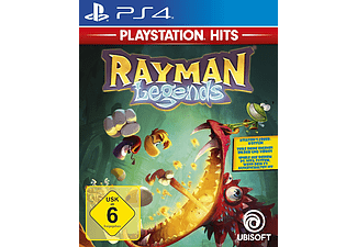 PS4 - PlayStation Hits: Rayman Legends /D