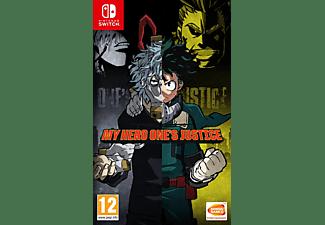 Nintendo Switch My Hero One S Justice