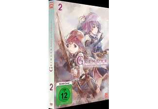 002 - GRIMGAR ASHES & ILLUSIONS DVD