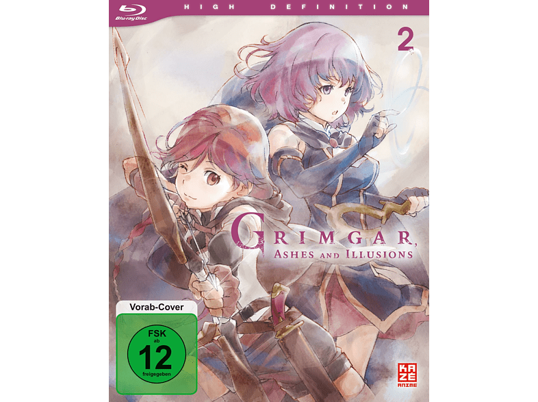 002 - GRIMGAR ASHES & ILLUSIONS [Blu-ray]