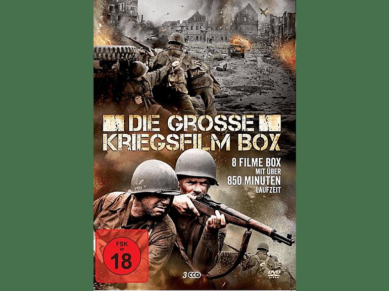 Die grosse Kriegsfilmbox [DVD]