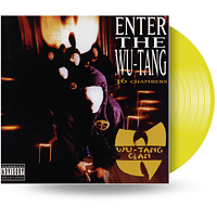 Wu-Tang Clan - Enter The Wu-Tang Clan (36 Chambers) [Vinyl]