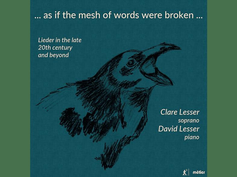 David Lesser, Clare Lesser - Lieder des 20./21.Jahrhunderts [CD]