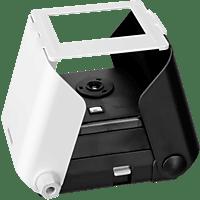 KIIPIX Jet Black Mobiler Fotodrucker 3-Farben-Belichtung