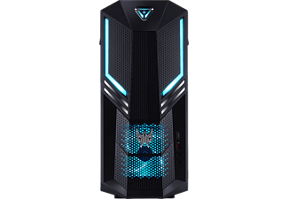 ACER Predator Orion 3000 PO3-600 - Gaming PC (1 TB HDD + 256 GB SSD, NVIDIA® GeForce® GTX 1060, Schwarz)