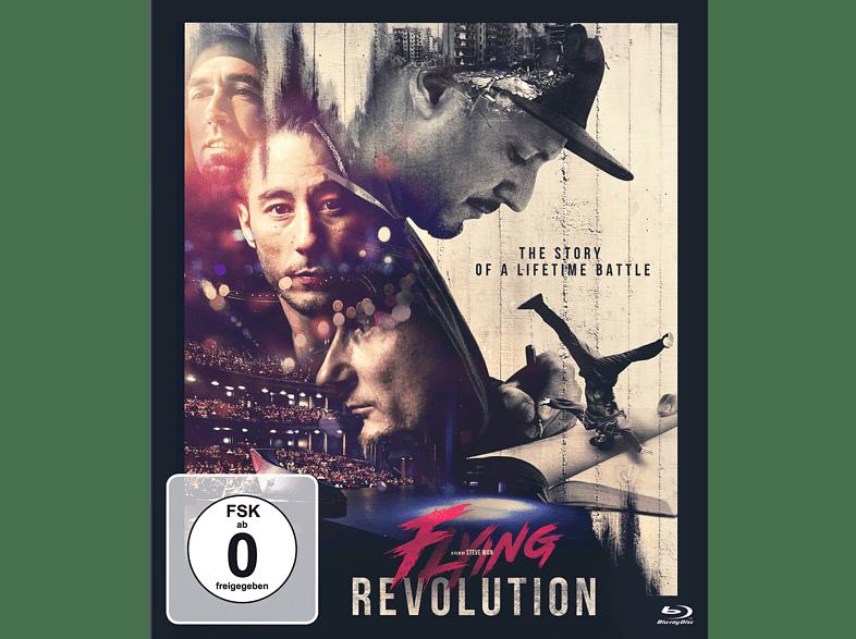 Flying Revolution [Blu-ray]